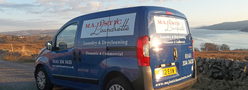 Laundrette Glasgow | Dry Cleaning | Majestic Laundrette